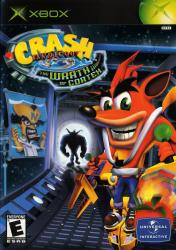 Crash Bandicoot: The Wrath of Cortex para Xbox