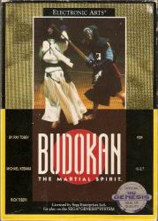 Budokan: The Martial Spirit para Mega Drive