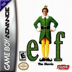 Elf: The Movie para Game Boy Advance