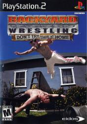 Backyard Wrestling: Don't Try This at Home para PlayStation 2