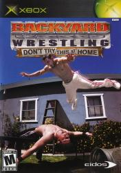 Backyard Wrestling: Don't Try This at Home para Xbox