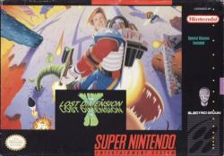 Jim Power: The Lost Dimension In 3D para Super Nintendo