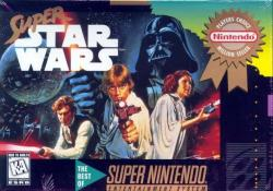 Super Star Wars para Super Nintendo