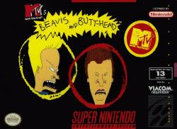 Beavis and Butthead para Super Nintendo