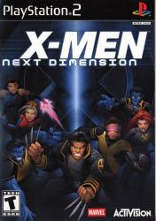 X-Men: Next Dimension para PlayStation 2
