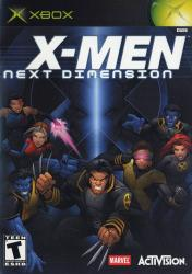 X-Men: Next Dimension para Xbox