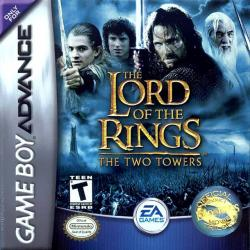 The Lord of the Rings: The Two Towers para Game Boy Advance