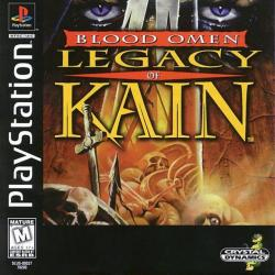 Blood Omen: Legacy of Kain para PlayStation