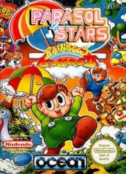 Parasol Stars: The Story of Bubble Bobble III para NES