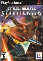 Star Wars Starfighter para PlayStation 2