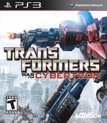 Transformers: War for Cybertron para PlayStation 3