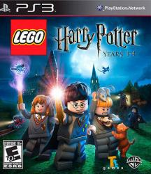 Lego Harry Potter: Years 1-4 para PlayStation 3