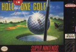 HAL's Hole in One Golf para Super Nintendo