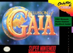 Illusion of Gaia para Super Nintendo
