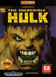 The Incredible Hulk para Mega Drive