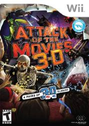 Attack of the Movies 3D para Wii