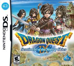 Dragon Quest IX: Sentinels of the Starry Skies para Nintendo DS