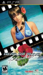 Dead or Alive Paradise para PSP