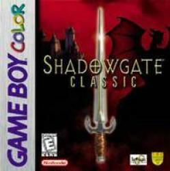 Shadowgate Classic para Game Boy Color