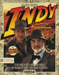 Indiana Jones and the Last Crusade para PC