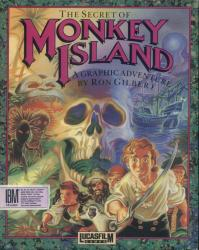 The Secret of Monkey Island para PC