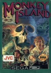 The Secret of Monkey Island para Sega CD