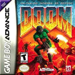 Doom para Game Boy Advance