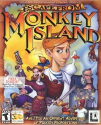 Escape from Monkey Island para PC