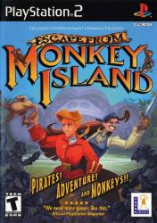 Escape from Monkey Island para PlayStation 2