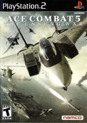 Ace Combat 5: The Unsung War para PlayStation 2