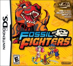 Fossil Fighters para Nintendo DS