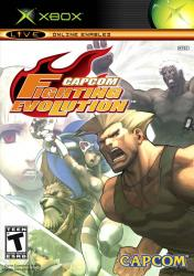 Capcom Fighting Evolution para Xbox