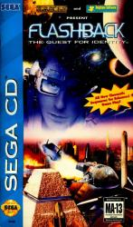 Flashback: The Quest for Identity para Sega CD