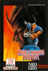 World Heroes Perfect para Neo Geo