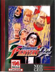 The King of Fighters 94 para Neo Geo