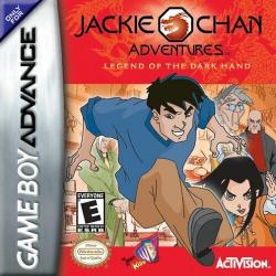 Jackie Chan Adventures para Game Boy Advance