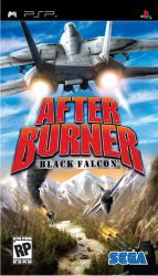 After Burner: Black Falcon para PSP