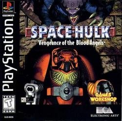Space Hulk: Vengeance of the Blood Angels para PlayStation