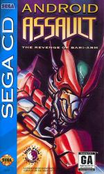 Android Assault: The Revenge of Bari-Arm para Sega CD