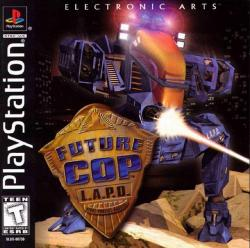 Future Cop: L.A.P.D. para PlayStation