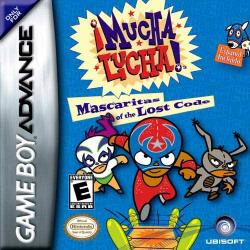 Mucha Lucha! Mascaritas of the Lost Code para Game Boy Advance