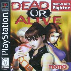 Dead or Alive para PlayStation