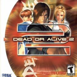 Dead or Alive 2 para Dreamcast