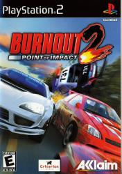 Burnout 2: Point of Impact para PlayStation 2