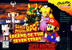 Super Mario RPG: Legend of the Seven Stars para Super Nintendo