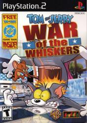 Tom & Jerry in War of the Whiskers para PlayStation 2