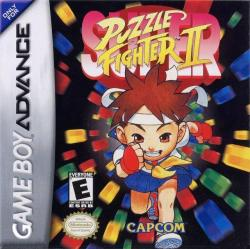 Super Puzzle Fighter II para Game Boy Advance