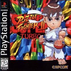 Super Puzzle Fighter II Turbo para PlayStation