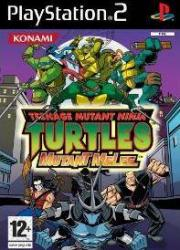 TMNT: Mutant Melee para PlayStation 2