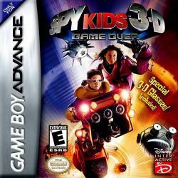 Spy Kids 3-D: Game Over para Game Boy Advance